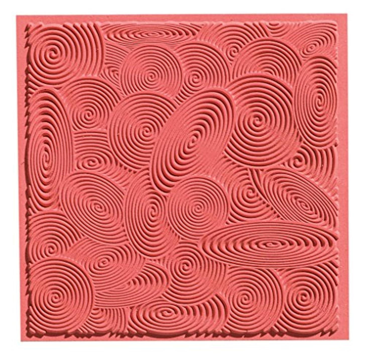 Efco Texture Mat Spirals