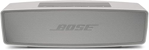 Bose Enceinte Bluetooth SoundLink Mini II - Gris Perle