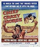 Chief Crazy Horse Movie Poster (27,94 x 43,18 cm)