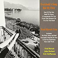Everybody's Song But My Own by Fred Hersch (2011-10-19)