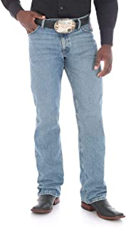Men's PBR Vintage Boot Cut Jean, Light Stone, 36x34