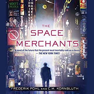 The Space Merchants cover art