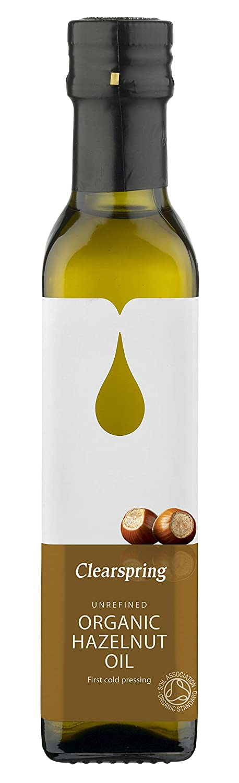 Clearspring - Organic Hazelnut Oil - 250ml