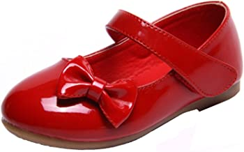 Amazon.co.uk: Red Shoes for Toddler Girls