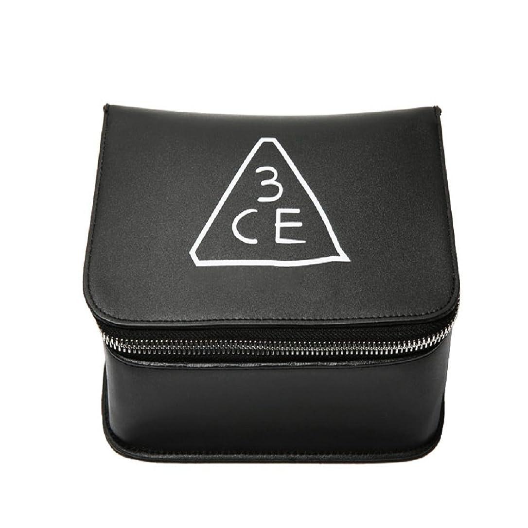 スムーズにあそこブロンズ3CE(3 CONCEPT EYES) COSMETIC BOX POUCH 化粧品 BOXポーチ stylenanda 婦人向け 旅行 ビッグサイズ[韓国並行輸入品]
