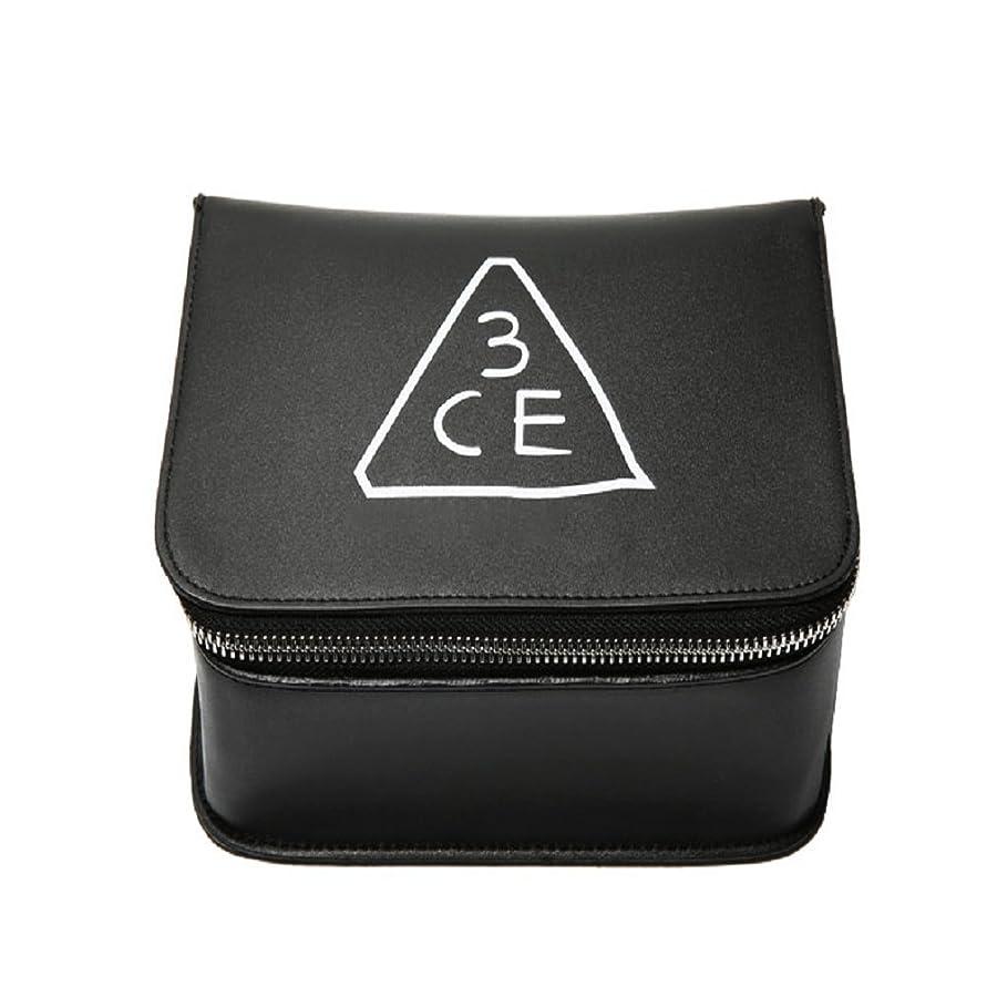 欲しいです露出度の高い耕す3CE(3 CONCEPT EYES) COSMETIC BOX POUCH 化粧品 BOXポーチ stylenanda 婦人向け 旅行 ビッグサイズ[韓国並行輸入品]