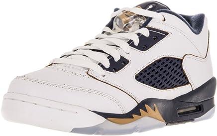 e90faa64561ea Amazon.ae: Nike Jordan Kids Air Jordan 5 Retro Low GS Basketball Shoe