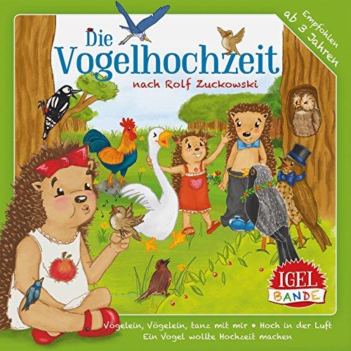 Vogelhochzeit nach Rolf Zuckowski