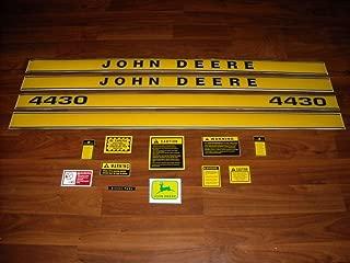 john deere 4430 decal set