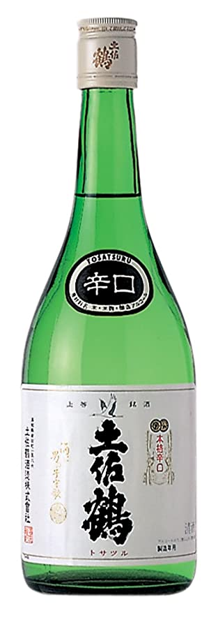 明るいより平らなイディオム土佐鶴酒造 本格辛口 [ 日本酒 高知県 720ml ]