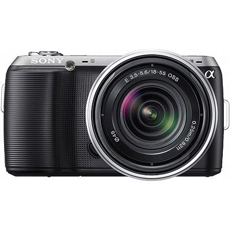 Sony Nex C3kb Systemkamera 3 Zoll Kit Inkl 18 55 Mm Kamera