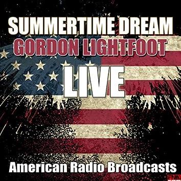 Summertime Dream (Live)