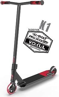 2PCS Verdickte PVC Stunt Scooter R/äder mit ABEC-9 Lager VOKUL 110mm Pro Scooter Ersatzr/äder Kickscooter Roller R/äder Passend f/ür Razor//Cox//Albott und die meisten Freestyle Scooter