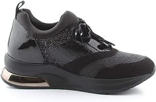 LIU JO Luxury Fashion Womens B69033TX05922222 Black Sneakers | Fall Winter 19