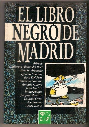 El Libro Negro De Madrid