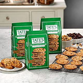 Tate's Bake Shop 3 pk Chocolate Chip Walnut Cookies