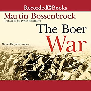 The Boer War cover art