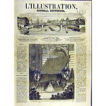 1863 の皇后賞軍隊の名誉のフランス人の印刷物