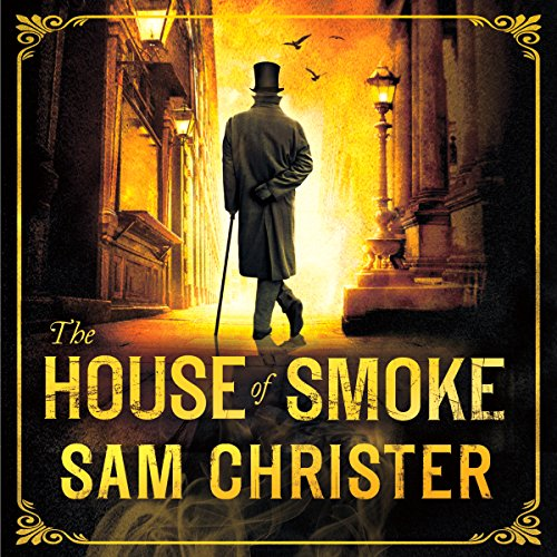 The House of Smoke audiobook cover art