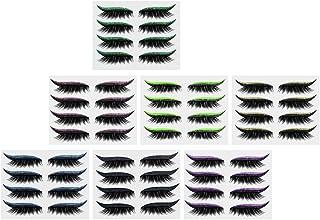 Beaupretty Wimper Stickers Make 28 Paar Eye Lijn Strip Sticker Glitter Eyeliner Sticker Wimper Gemakkelijk Quick Toepassin...