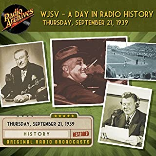 WJSV - A Day in Radio History cover art