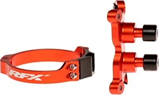 Rfx Fxfg 50200/55RD Forkshrink superiore forcella Guard universale 85/CC rosso