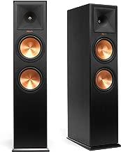Klipsch RP-280F Reference Premiere Floorstanding Speaker with Dual 8 inch Cerametallic Cone Woofers (Ebony Pair)