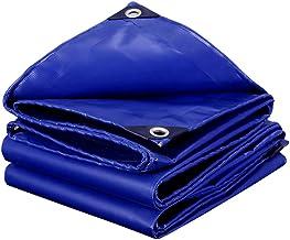 LIXIONG Dekzeil voor buiten, isolatie, Oxford-doek, verdikt conserveringsmiddel, koudebescherming, dekzeil, 19 maten (kleu...