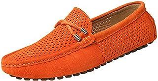 Yaer Slip-on Chaussures Homme Bateau en Daim