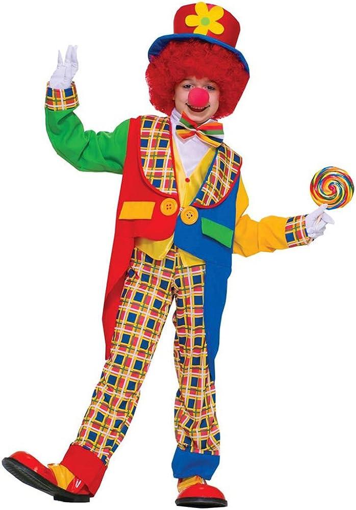 TrendyFashion Men's Man Ren Clown Stage Party Toddler Fancy Dres Accessory