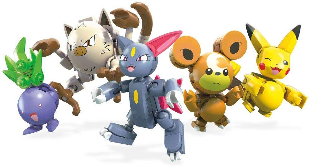 Mega Construx Pokemon Multipack