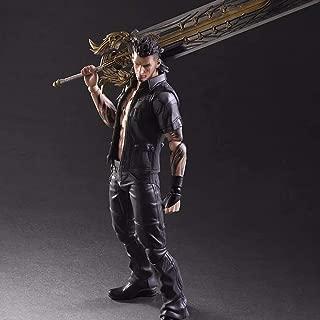 New Play Arts Kai Final Fantasy XV Gladiolus Amicitia FF15 Action Figure
