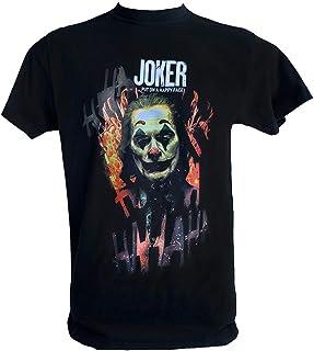 Desconocido T Shirt Joker 2019 Hombre Niño Joaquin Phoenix Put On Happy Face Joker Pelicula