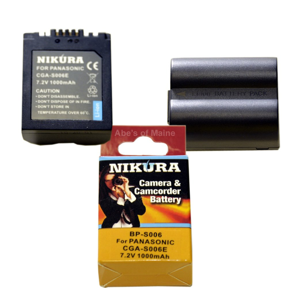 Bp 2ds006 Extended Life Battery For Dmc 2dfz35 Camcorder Batteries Camera Photo Amazon Com