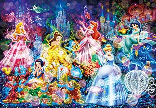 Tenyo Japan Jigsaw Puzzle D-1000-401 Disney Brilliant Dream (1000 Pieces) (japan import)