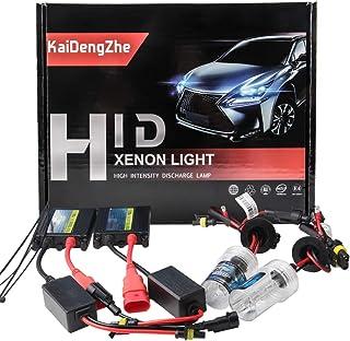 heinmo H1/L/ámpara de 72/W 7600lm 6000/K LED Faros delanteros Kits con Advanced LED Chip/ 36/W por /2/a/ños de garant/ía