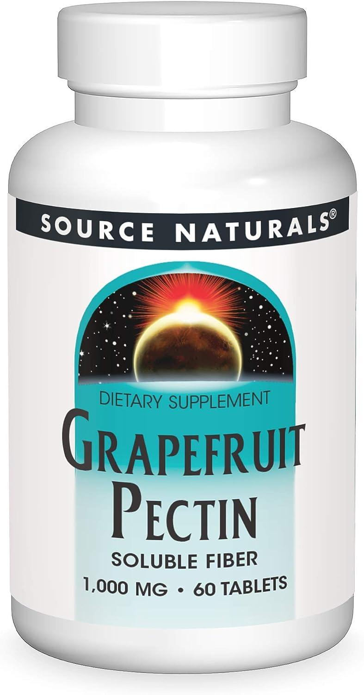 Source Naturals Grapefruit Pectin Soluble mg - Dieta 1000 Fiber High quality new Save money