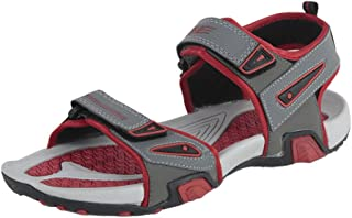 RTS Men TPR Nubuck Two Color All Season Sandals & Floaters for Men