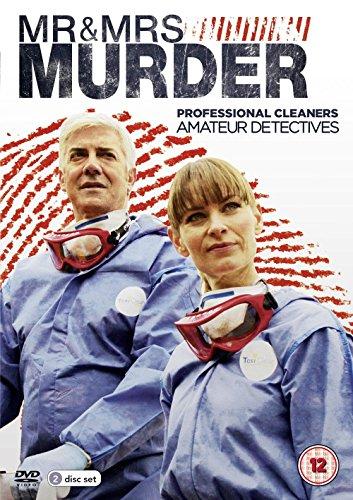 Mr and Mrs Murder [Reino Unido] [DVD]