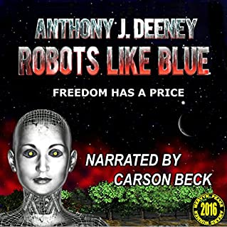 Robots Like Blue cover art