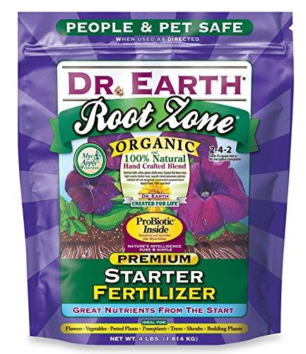 Best root zone starter fertilizer for 2020