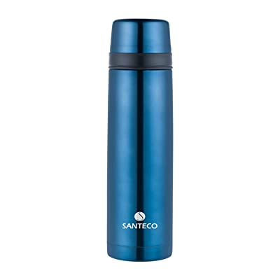 SANTECO Thermos,Double Walled Vacuum Insulation...