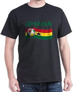 Team Ghana World Cup Dark T-Shirt Cotton T-Shirt