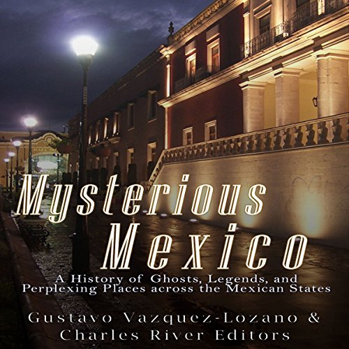 Mysterious Mexico cover art