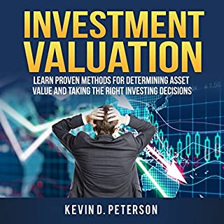 Investment Valuation: Learn Proven Methods for Determining Asset Value and Taking the Right Investing Decisions audiobook cover art