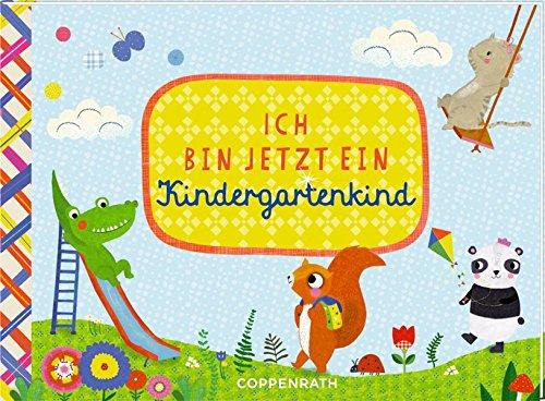 Kleines Eintragheft - Ich bin jetzt ein Kindergartenkind
