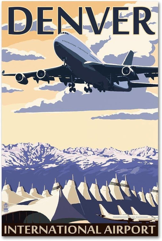 Trademark Fine Art Travel 54 by Lantern Press, 12x19 Canvas Wall Art