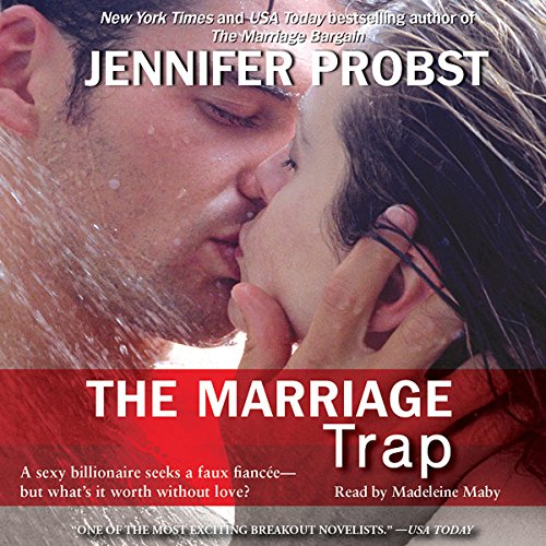The Marriage Trap cover art