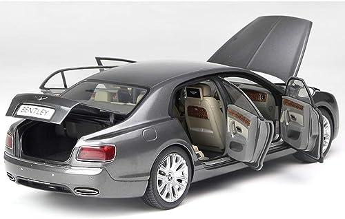 AGWa Modelo a escala Vehículo de simulación 1 18 Modelo de coche Aleación de simulación Modelo de coche deportivo Modelo de coche de juguete para Niños Coche de Niño