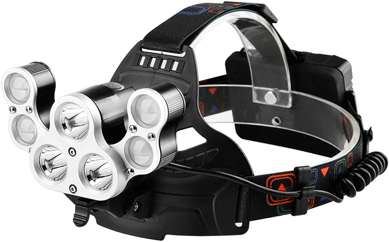 YYHSND LED-Scheinwerfer super helle wasserdichte leuchtende Suchscheinwerfer Suchscheinwerfer Suchscheinwerfer Taschenlampe B07KP5KY5C | Grüne, neue Technologie  bf5a4c